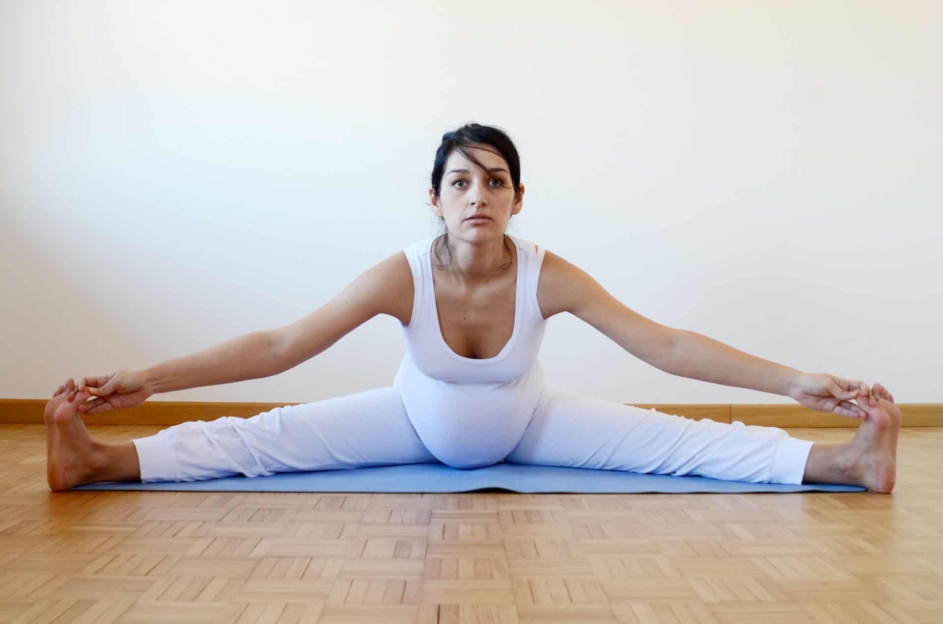 Corso yoga in gravidanza Mantova