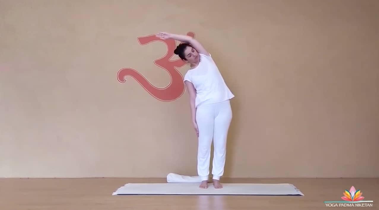 Esercizi yoga online gratis