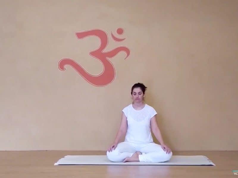 meditazione yoga da casa