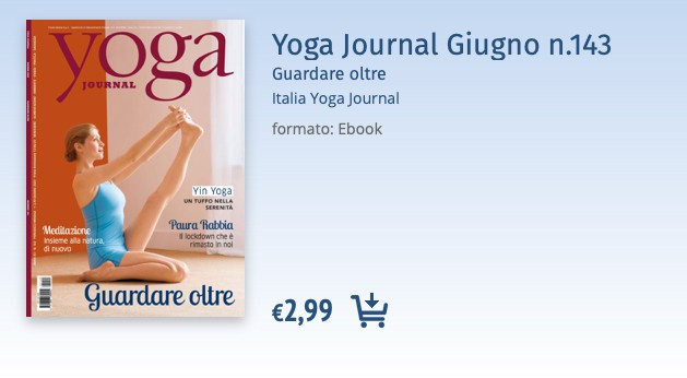 yoga journal giugno 2020